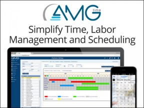AMGtime Solutions for Time, Labor Management and Scheduling