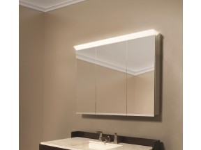 PRIOLO™ lighted mirror bathroom/medicine cabinet