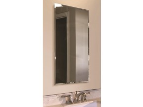Singla™ lighted mirror bathroom/medicine cabinet