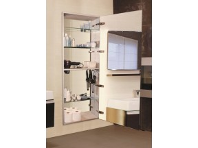 TALL lighted mirror bathroom/medicine cabinet