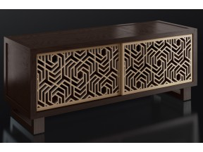 Mix and Match Frame Credenza