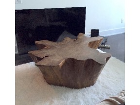 Siberian Elm Coffee Table