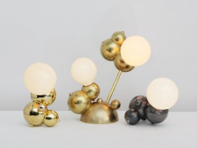 Cluster Table Lamps