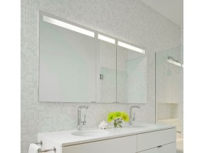 DIAMANDO™ lighted mirror bathroom/medicine cabinet