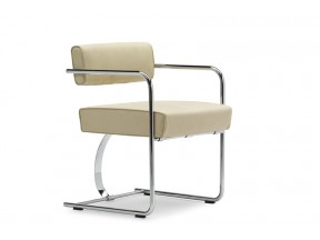 Steel Cantilever Chair