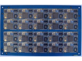 Communication PCB with 10L