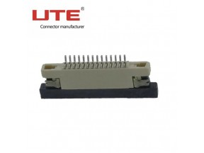 0.5/0.8/1.0/1.25/2.54 mm pitch FPC/FFC flat cable connector