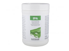 IPA100  - Pre-Saturated Wipes