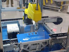 Simplimatic® SCARA Robotic Cell
