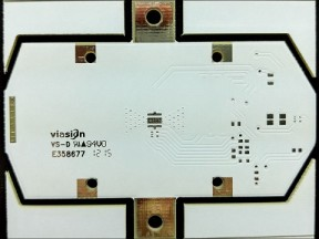 Double layer PCBs