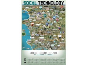 SOCAL Technology Map