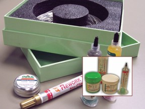 Low Temp.  Lead Free Soldering Kits for Heat Sensitive Assembly