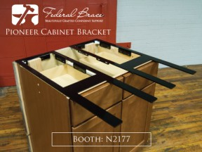 Pioneer Hidden Cabinet Bracket