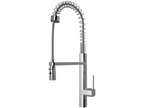 Cubit One Commercial-Style Kitchen Faucet