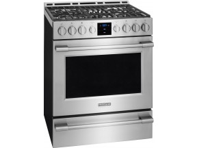 Frigidaire Professional 30'' Front Control Freestanding Range