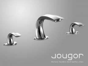 Jougor Speciality -Double Handle Basin Faucet