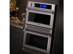 "Viking Professional TurboChef 30"" W. Double Oven"