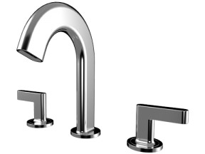 "Ino 8"" Widespread Bathroom Faucet"