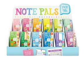 Note Pals Sticky Tabs Display