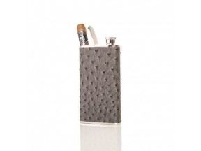 The Wingman Flask & Cigar Holder