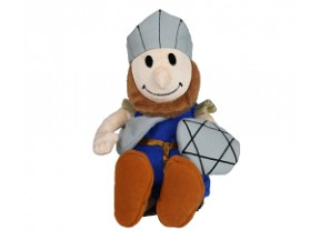 "Maccabee 18"" Plush Warrior Toy"