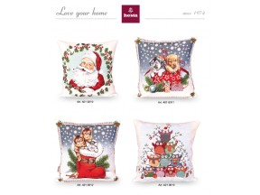 Christmas table runners & table cloth in Gobelin
