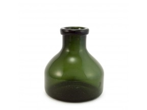 Recycled Glass Verde Vase