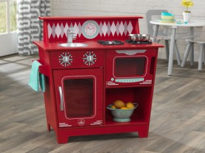 KidKraft Red Kitchenette