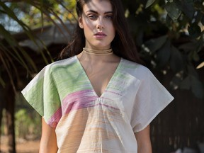 Kovalam Cliffs Blouse