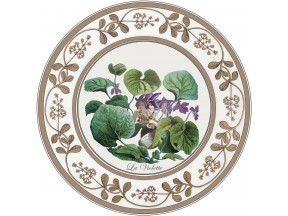 The Violet tin plate
