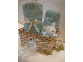 Baby Blankets Cotton & Wool