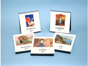 2017 Easel Desk Calendars