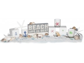 Beach Chic Candle Collection
