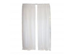 Airy Linen Curtain panel