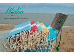 TUNISIAN FOUTA TOWELS