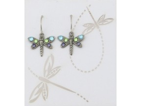 Dragonfly Earring on Gift Card