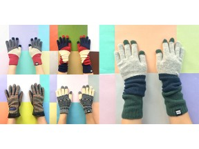 EVOLG touch screen glove