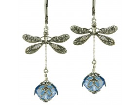 Fairyland Earrings - Dragonfly Daze