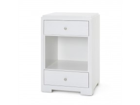Fedor 2-Drawer Side Table