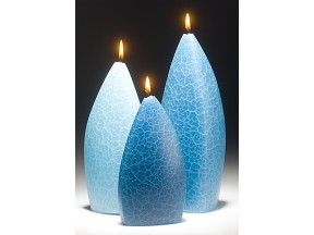 Barrick Candles: FF#16 Shades of Turquoise.