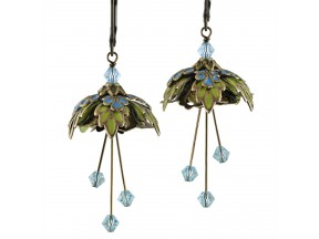 Flower Fairy Earrings - Forest Fairy