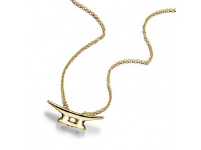 Signature Boat Cleat Necklace