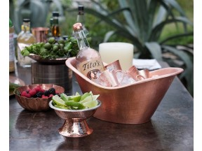 Nile Cradle Ice Bucket