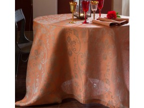 Damasco Rustica Linen Tablecloth