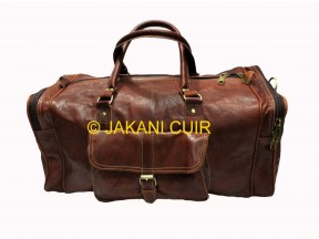 Luggage Leather Bag