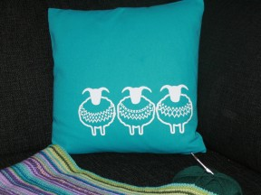 Comfy - throw pillow