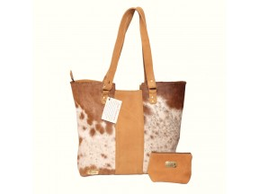 Jeilo Collections Hair On Tote