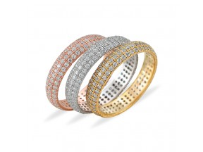 Maxi Eternity Band Ring