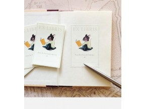 Large Bookplates