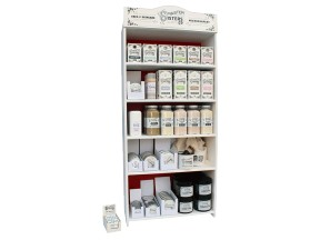 Large Mixed Product Display